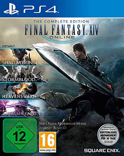 Final Fantasy XIV Complete Edition [Playstation 4]