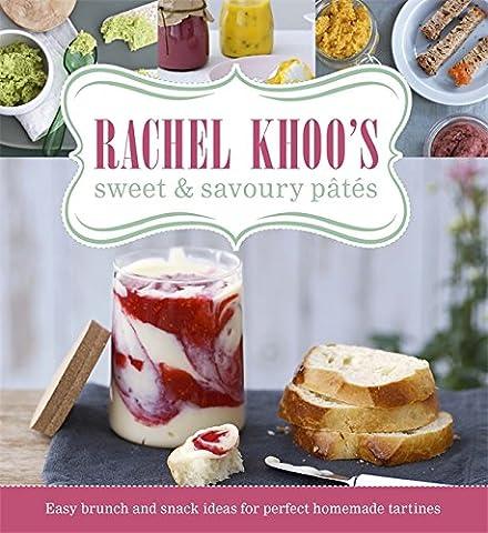 Rachel Khoo's Sweet and Savoury Pates (Französisch Dish)