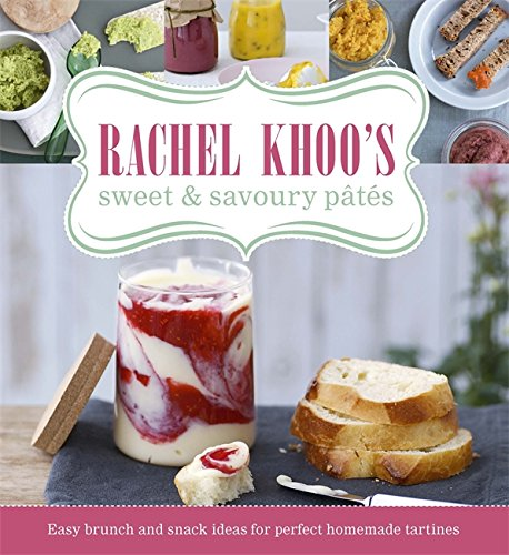 Rachel Khoo's Sweet and Savoury Pates