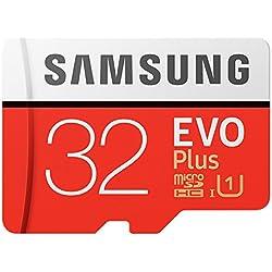 OSB STYLE Carte mémoire microSD 32 Go Class 10 Carte mémoire Evo + microSD 256 Go 128 Go 64 Go Evo Plus TF Carte Mémoire,A