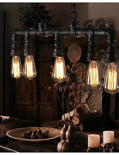 XFZ * MAX 40W traditionell/klassisch/Vintage/Laterne/Land/Retro Mini Stil malerei Metall anhänger Lichter Wohnzimmer/Schlafzimmer/esszimmer, 220-240 v -