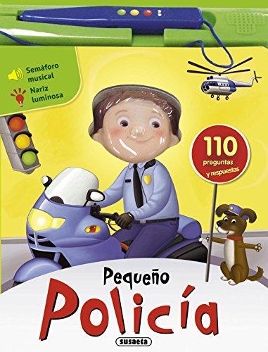 Pequeño policía (Pequeño doctor) por Equipo Susaeta
