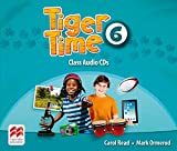 Tiger Time 6: 4 Class Audio-CDs