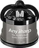 AnySharp ASKSPRO Messerschärfer Pro, metallisch
