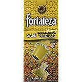 Nespresso compatible - Café Fortaleza Aroma Vainilla - 10 cápsulas