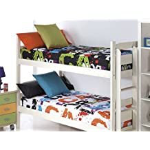 Cañete - Sacolit NÓRDICA cama 90 - Color Blanco