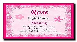 """Significato personalizzabile con il proprio nome, colore: rosa, taglia XL """""""