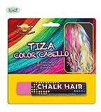 Guirca Fiestas GUI15609 - Blister Pack: Haarfarbe Stick, Pink