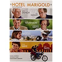 The Best Exotic Marigold Hotel [DVD] [Region 2] (English audio) by Maggie Smith
