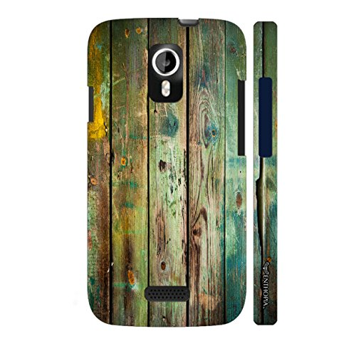 Enthopia Designer Hardshell Case No Filter Back Cover for Micromax A116 Canvas HD  available at amazon for Rs.95