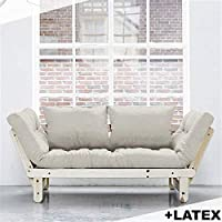 Le canapé BEAT est un canapé 2 places, transformable en quelques secondes en méridienne, lit de jour, ou lit d'appoint.Designer-création : MDS[ARTICLE DISPONIBLE IMMEDIATEMENT : Cet article vous sera expédié dans un délai maximum de 1 à 5 jours.Tous ... [Méridienne]
