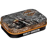 Nostalgic-Art 81281 Harley-Davidson - Favourite Ride, Pillendose preisvergleich bei billige-tabletten.eu