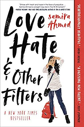 Love Hate And Other Filters English Edition Ebook Ahmed Samira Kindle Shop
