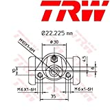 TRW Automotive AfterMarket BWB111 Cylindre de roue