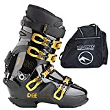 SNOWBOARD RACE ALPIN HARDBOOT DEELUXE TRACK 700 2018 GR. 28,0 = 43 EU + BAG