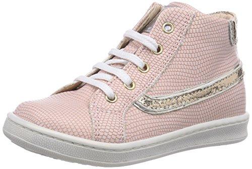 Andrea Morelli SNEAKER, Sneaker per neonati bambina, Rosa (Pink (ROSA)), 25