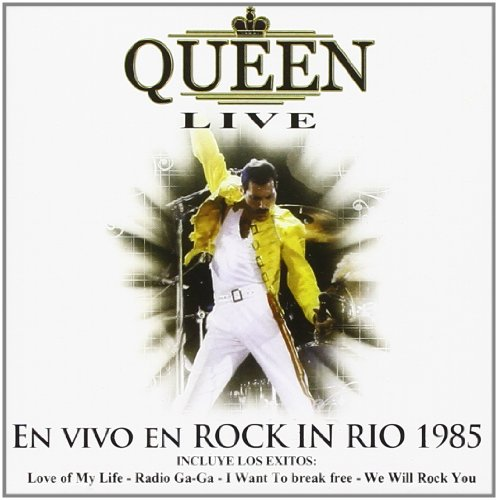 In Queen-rock Rio (Live Rock in Rio 1985)