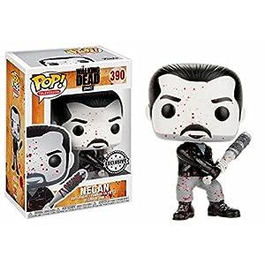 Figura POP The Walking Dead Negan Black White Exclusive