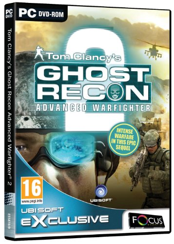 Tom Clancy's Ghost Recon Advanced Warfighter 2 [UK Import] (Recon Ghost 2 Pc)