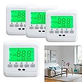 VINGO®4Pcs Thermostat mit 3m Sensor Raumthermostat max 16A - Best Reviews Guide