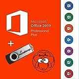 SheepSoft Office 2019 professional plus Key + USB Stick | Aktivierungsschl�ssel | Schneller E-Mail Versand Bild