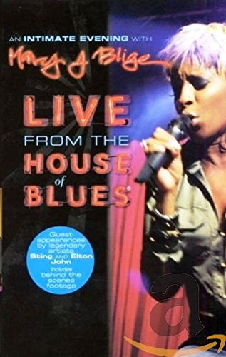 Mary J. Blige - An Intimitate Evening with ... - Live from the House of Blues (Mary J Blige-videos)