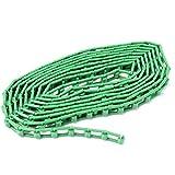 Cablematic–Verde Cadena Fondo de Estudios plástico enrollador