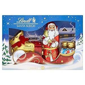 Lindt Santa Sleigh Gift Pack 245 g (Pack of 1)