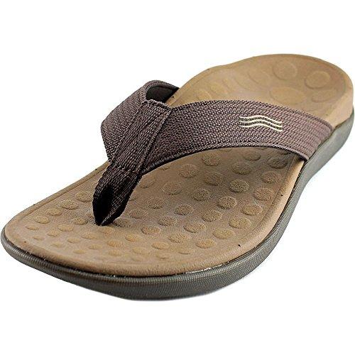 Orthaheel, Wave, Thong Sandals,Chocolate, Men's 12/Women's 13 US (Orthaheel Laufschuhe)