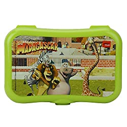 Jaypee Plus Easy Box Plastic Lunch Box set, Madagascar Green