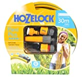 Hozelock Flexi Plus Schlauch-Starterset mit Düse und Konnek...