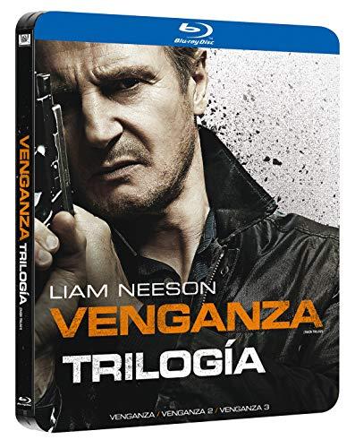 Pack Venganza 1+2+3 Black Metal Edition Blu-Ray [Blu-ray]