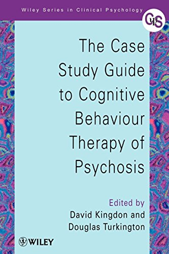 The Case Study Guide to Cognitive Behaviour Therapy of Psychosis (Wiley Series in Clinical Psychology) by David G. Kingdon (Editor), Douglas Turkington (Editor) (22-Nov-2002) Paperback