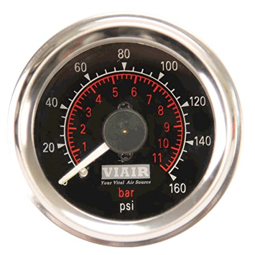 Viair 90082 Dual Needle Gauge -