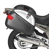 Seitenkoffer-Träger Stahlrohr schwarz Yamaha TDM 900 Bj. 02-09 f. MONOKEY Koffer