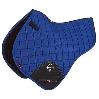 LeMieux Pro Sport 3D Mesh Air Close Contact Half Square Large Benetton Blue