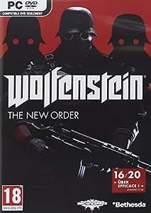 Wolfenstein : The New Order [import europe]