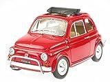 Fiat 500 L rot Modellauto Bburago 1:24