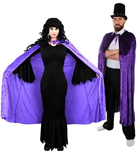 - Violet Vamp Kostüm