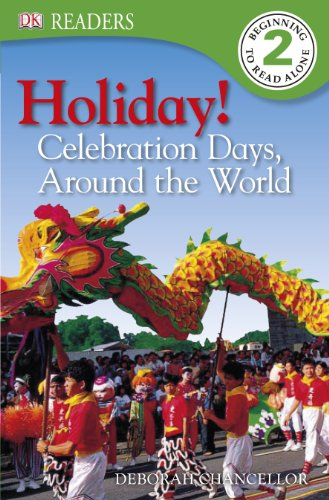 Holiday! : celebration days around the world