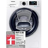 Samsung WW6400 WW8HK6400QW/EG Waschmaschine 8 kg, 1400 U/min, A+++, AddWash, SchaumAktiv-Technologie, FleckenIntensiv-Funktion