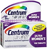 Centrum Silver Women 50+ 100 Tb by Centrum