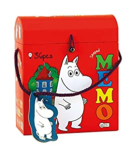 Moomins Moomin Memo Game (Barbo Toys 7101)