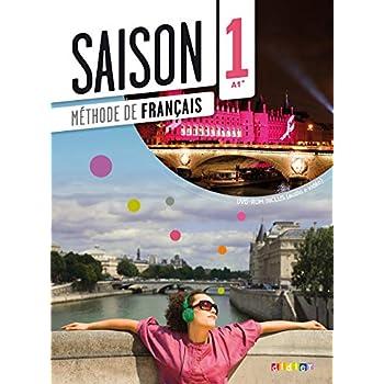 Saison 1 niv.1 - Livre + DVD-rom