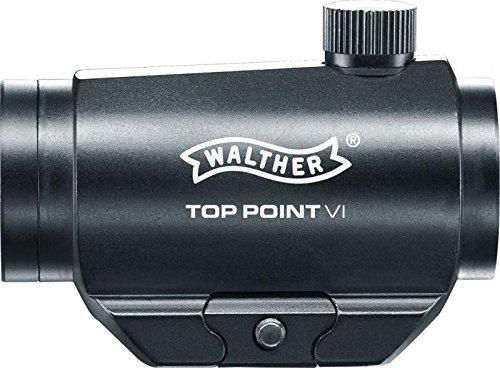 Umarex WALTHER TOP POINT VI -Leuchtpunktvisier Zielvisier Grün u. roter Leuchtpunkt Top Sucher