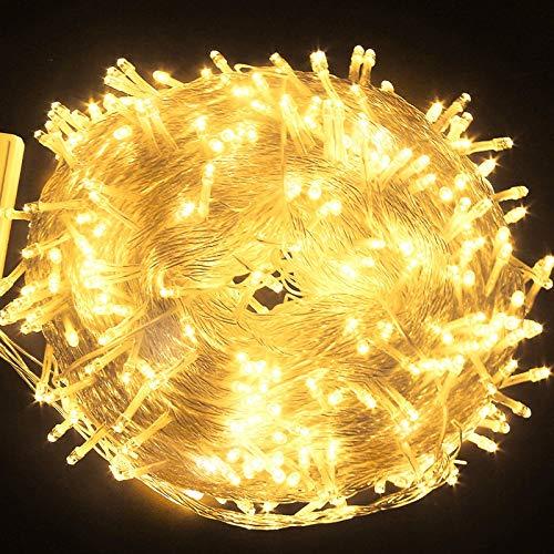 Cadena luces LED 10m control remoto Led hada boda