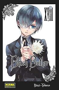 Black butler 18 par Yana Toboso