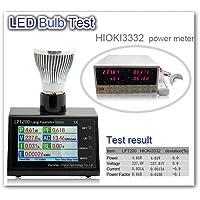 LPT200 AC power watt meter plug, energy monitor digital electricity