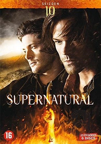 Supernatural - Series 10 [EU Import mit Englischer Sprache]