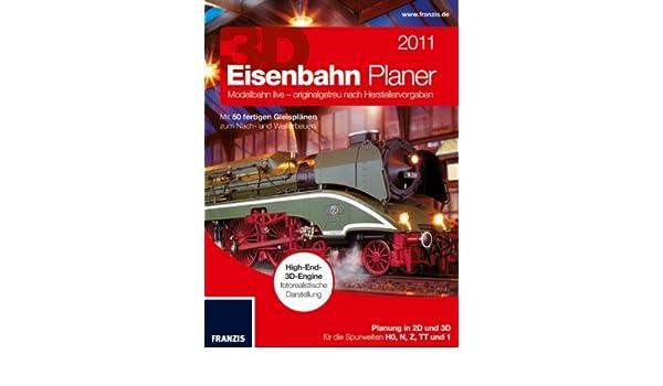 3d eisenbahn planer 2011